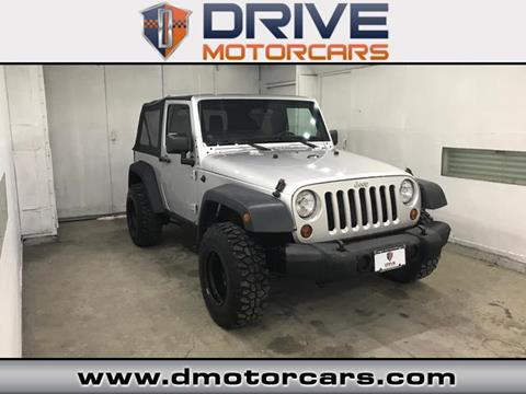 2011 Jeep Wrangler for sale in Akron, OH