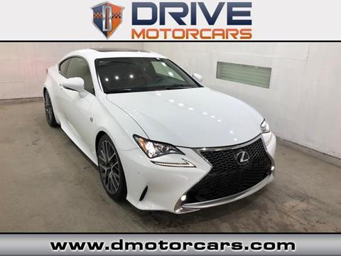 2015 Lexus RC 350 for sale in Akron, OH