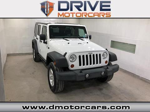 2013 Jeep Wrangler Unlimited for sale in Akron, OH