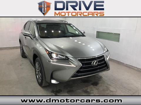 2015 Lexus NX 200t for sale in Akron, OH