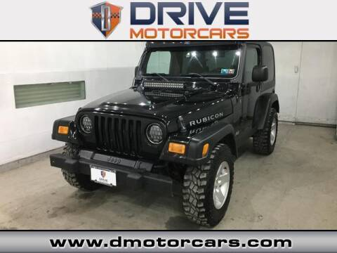 2004 Jeep Wrangler for sale in Akron, OH