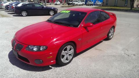 2004 Pontiac GTO for sale in Fredonia, KS