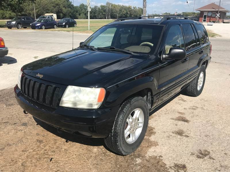 2000 Jeep Grand Cherokee For Sale At CITY AUTOMOTIVE INC. In Fredonia KS