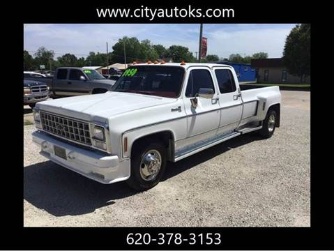 1980 Chevrolet C/K 30 Series for sale in Fredonia, KS