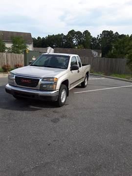 2006 GMC Canyon for sale in Raleigh, NC