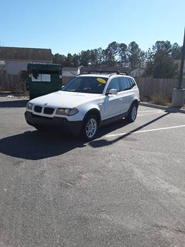 2005 BMW X3 for sale in Raleigh, NC