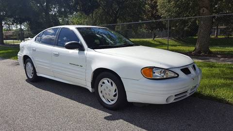 2001 Pontiac Grand Am for sale in Orlando, FL