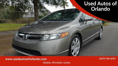 2006 Honda Civic for sale in Orlando, FL