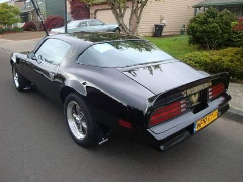 1977 Pontiac Trans Am for sale in Orlando, FL