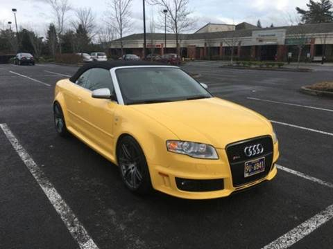 2008 Audi RS 4 for sale in Orlando, FL