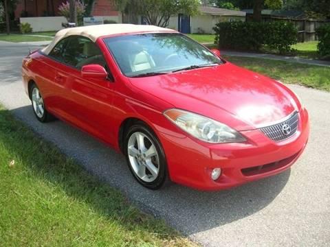 2006 Toyota Camry Solara for sale in Orlando, FL