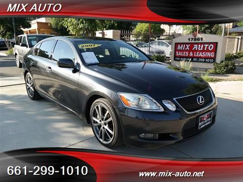 2007 Lexus GS 450h for sale in Canyon Country, CA