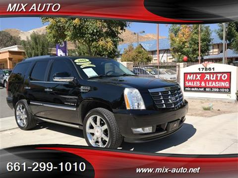 2008 Cadillac Escalade for sale in Canyon Country, CA