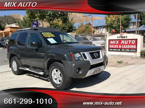 2012 Nissan Xterra for sale in Canyon Country, CA