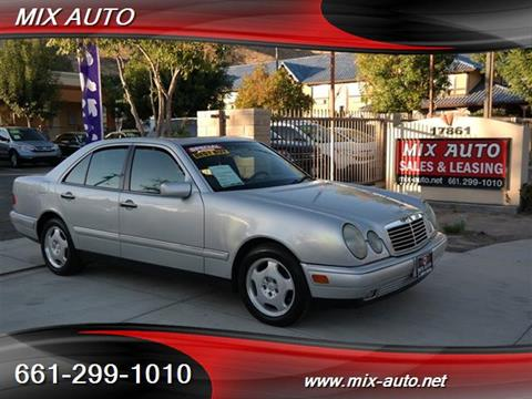1997 Mercedes-Benz E-Class for sale in Canyon Country, CA