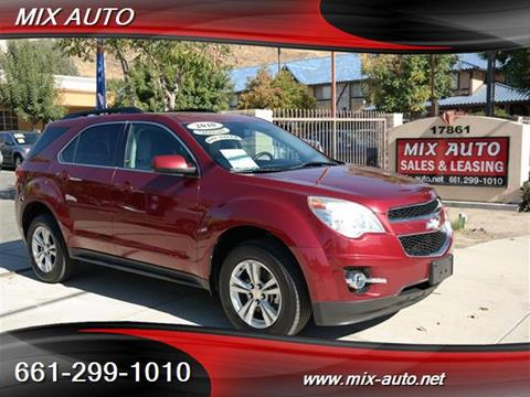 2010 Chevrolet Equinox for sale in Canyon Country, CA