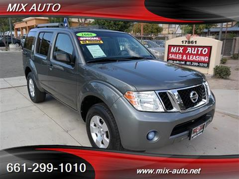 2008 Nissan Pathfinder for sale in Canyon Country, CA