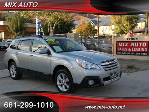 2014 Subaru Outback for sale in Canyon Country, CA