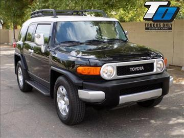 2008 Toyota FJ Cruiser for sale in Phoenix, AZ