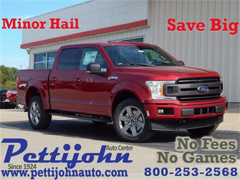 2018 Ford F-150 for sale in Bethany, MO