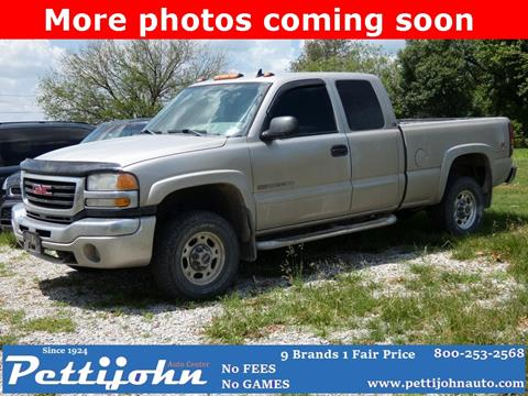 2006 GMC Sierra 2500HD for sale in Bethany, MO