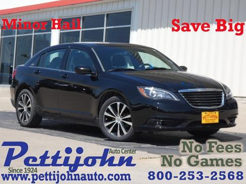 2014 Chrysler 200 for sale in Bethany, MO