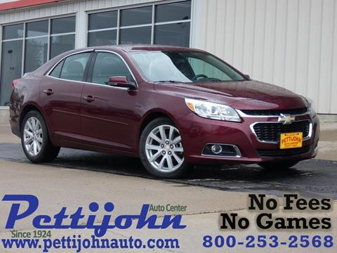 2015 Chevrolet Malibu for sale in Bethany, MO
