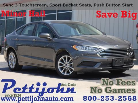 2017 Ford Fusion for sale in Bethany, MO