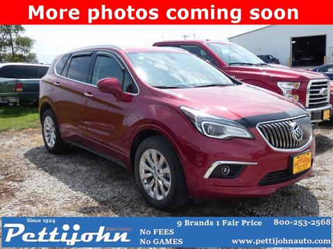 2017 Buick Envision for sale in Bethany, MO