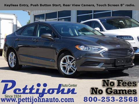 2018 Ford Fusion for sale in Bethany, MO