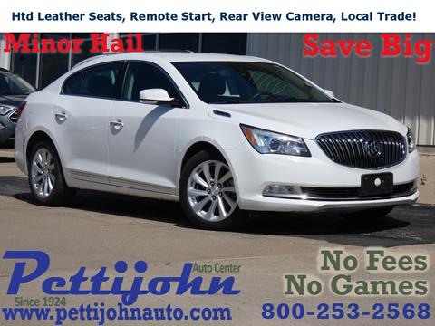 2015 Buick LaCrosse for sale in Bethany, MO