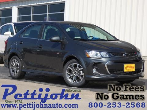 2019 Chevrolet Sonic for sale in Bethany, MO