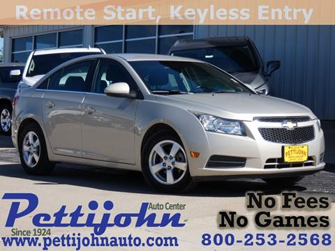 2011 Chevrolet Cruze for sale in Bethany, MO