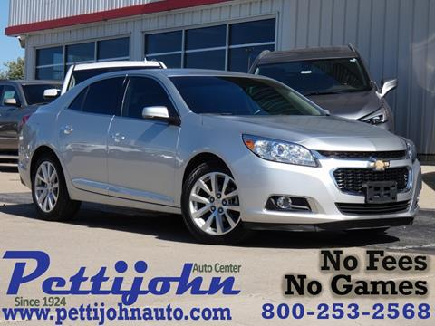 2016 Chevrolet Malibu Limited for sale in Bethany, MO