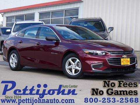 2016 Chevrolet Malibu for sale in Bethany, MO