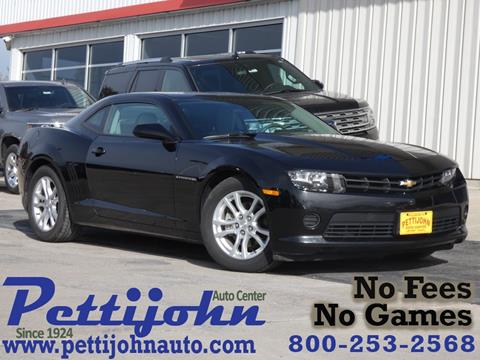 2015 Chevrolet Camaro for sale in Bethany, MO