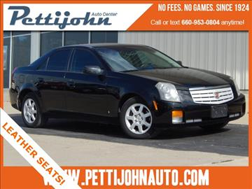 2007 Cadillac CTS for sale in Bethany, MO