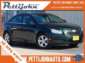 2014 Chevrolet Cruze for sale in Bethany, MO