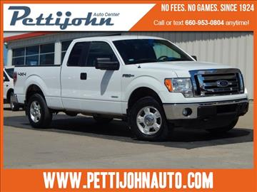 2011 Ford F-150 for sale in Bethany, MO