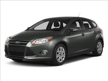2014 Ford Focus for sale in Tacoma, WA