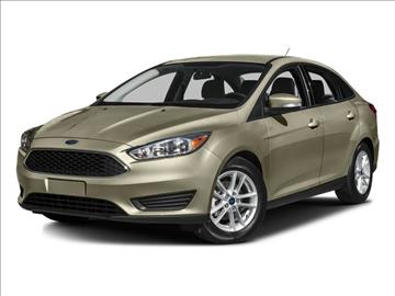 2016 Ford Focus for sale in Tacoma, WA