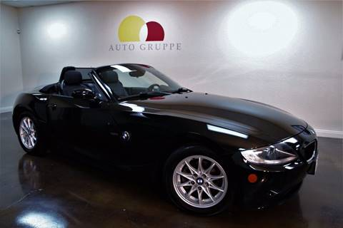 2005 BMW Z4 for sale in Temecula, CA