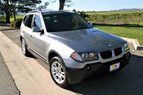 2005 BMW X3 for sale in Temecula, CA