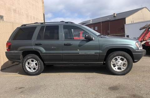 2003 Jeep Grand Cherokee for sale in Kingston, MA