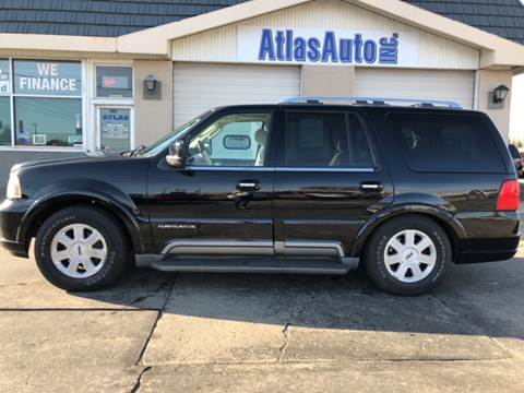 lincoln navigator id be used forward for sale