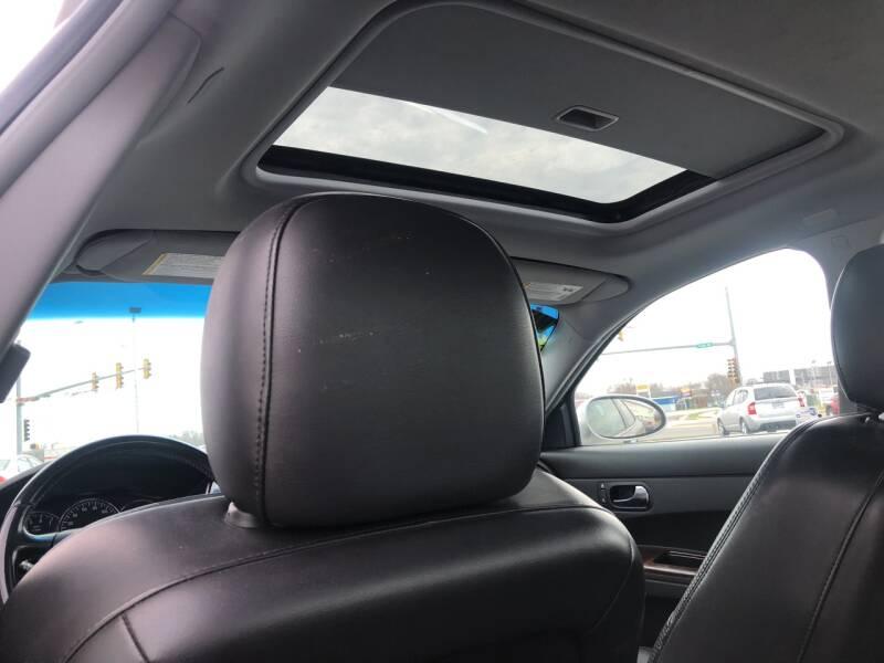 2007 Buick LaCrosse CXS 4dr Sedan - Rochelle IL