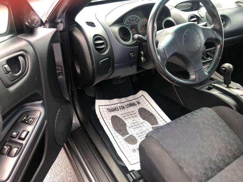2003 Mitsubishi Eclipse GS 2dr Hatchback - Rochelle IL