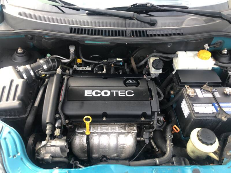 2009 Chevrolet Aveo LS 4dr Sedan - Rochelle IL