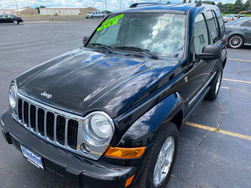 2007 Jeep Liberty Limited 4dr SUV 4WD - Rochelle IL