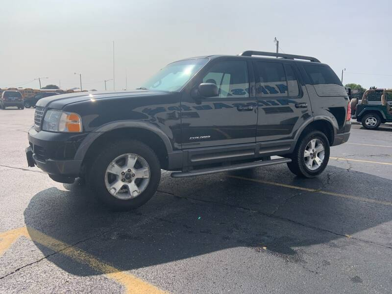 2005 Ford Explorer 4dr XLT 4WD SUV - Rochelle IL